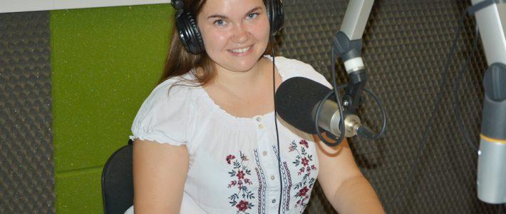 """Radio Wilno. """"Okienko Liryczne"""" z Agnieszką Masalytė. 2019-08-24."""