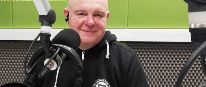 Czesław Naniewicz dla Radia Wilno o kursie Alpha po polsku