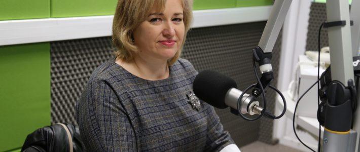 """Radio Wilno. """"Okienko Liryczne"""" z Jolantą Romanowską. 2019-10-19."""