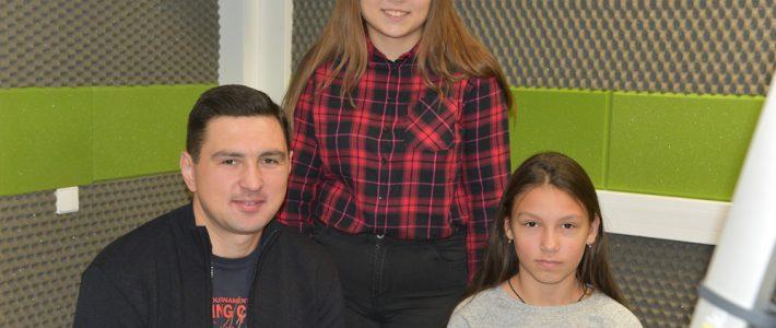 """Radio Wilno. """"Okienko Liryczne"""" z Elżbietą Rasowską. 2019-11-02."""