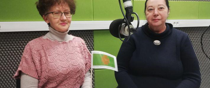 Irena Belienė dla Radia Wilno o działalności Centrum im. Janusza Korczaka