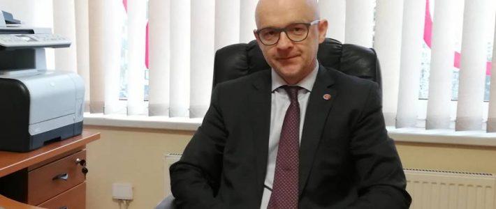 Dr hab. Adam Doliwa dla Radia Wilno o trzynastym roku działalności Filii Uniwersytetu w Białymstoku w Wilnie