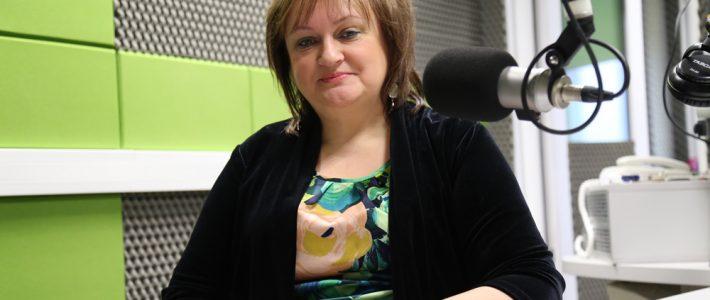 """Radio Wilno. """"Okienko Liryczne"""" z Danutą Kostiugową. 2020-01-25."""