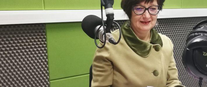 Rima Dirsytė dla Radia Wilno o jubileuszu Biblioteki Narodowej im. Martynasa Mažvydasa