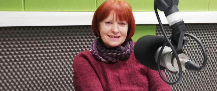 """Docent dr Barbara Dwilewicz dla Radia Wilno o VIII Konkursie Krasomówczym """"Pięknie opowiedzieć małą ojczyznę"""""""