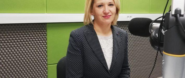 Edyta Tamošiūnaitė dla Radia Wilno o pracy frakcji AWPL-ZChR w Wilnie w 2019 roku