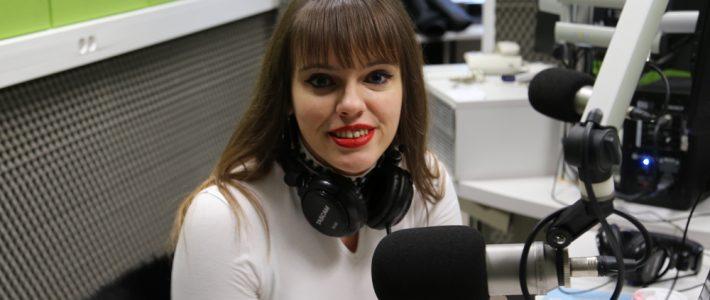 """Radio Wilno. """"Okienko Liryczne"""" z Marzeną Mackojć-Sinkevičienė. 2019-11-30."""