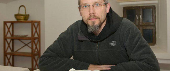 O. Mateusz Stachowski dla Radia Wilno o rekolekcjach adwentowych o Ikonie Narodzenia Pańskiego