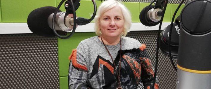 """Renata Brasel dla Radia Wilno o 65-leciu zespołu """"Wilia"""""""