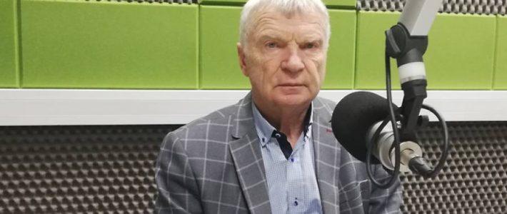 Rimantas Šalna dla Radia Wilno o działalności Muzeum Adama Mickiewicza