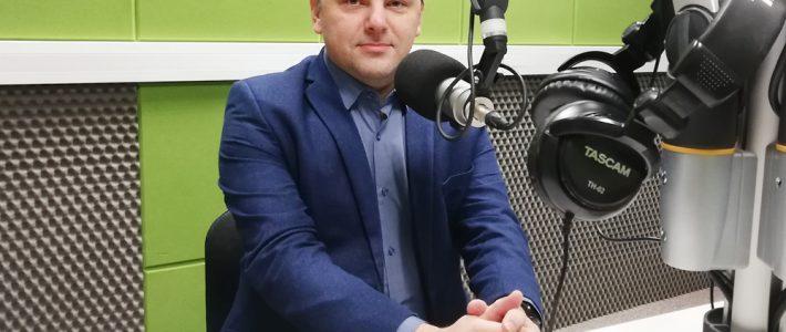 Marian Sokalski dla Radia Wilno o działalności Komitetu Opieki nad Grobami Wojennymi