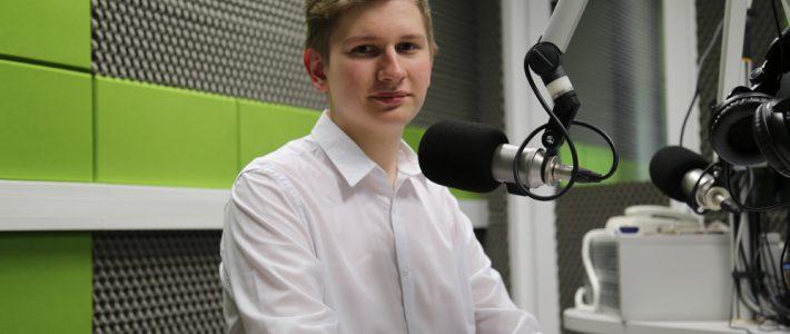 """Radio Wilno. """"Okienko Liryczne"""" z Waldemarem Dudojciem. 2020-01-11."""