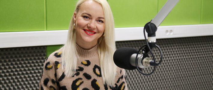 """Radio Wilno. """"Okienko Liryczne"""" z Eleonorą Pawłowską. 2020-02-08."""