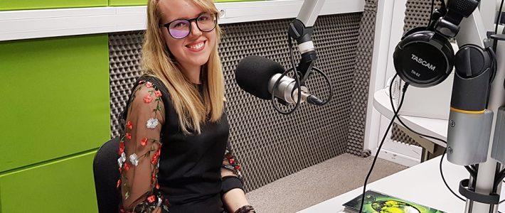 """Radio Wilno. """"Okienko Liryczne"""" z Elżbietą Adamowicz. 2019-12-07."""