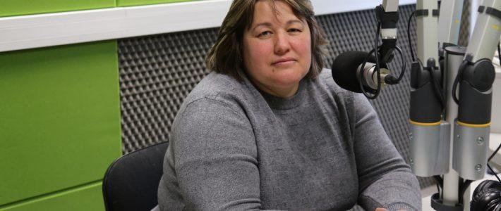 """Radio Wilno. """"Okienko Liryczne"""" z Heleną Jańczuńską. 2020-02-15."""