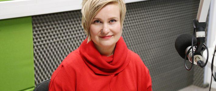 """Radio Wilno. """"Okienko Liryczne"""" z Katarzyną Żemojcin. 2020-02-29."""