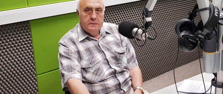 """Radio Wilno. """"Okienko Liryczne"""" z Józefem Szostakowskim.2020-07-11."""