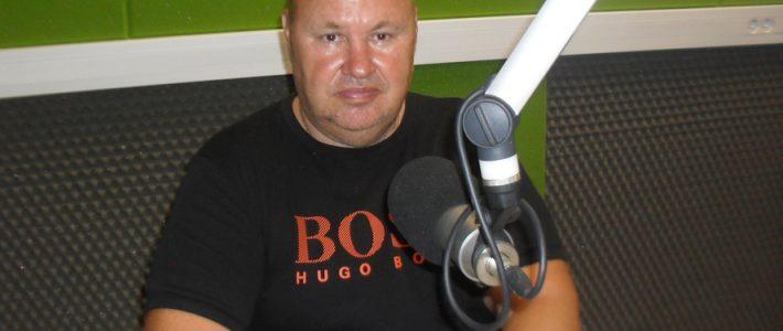 """Radio Wilno. """"Okienko Liryczne"""" z Aleksandrem Kalinowym. 2020-07-25."""