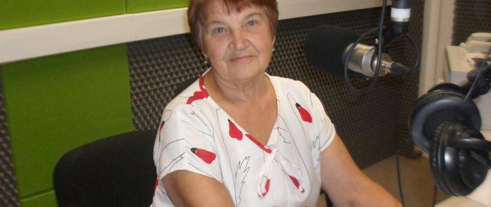 """Radio Wilno. """"Okienko Liryczne"""" ze Stefanią Tomaszun. 2020-08-15. 1 część."""