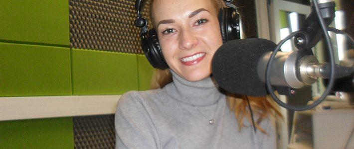 """Radio Wilno. """"Okienko Liryczne"""" z Emilią Żdanowicz-Pečkienė. 2020-10-03."""